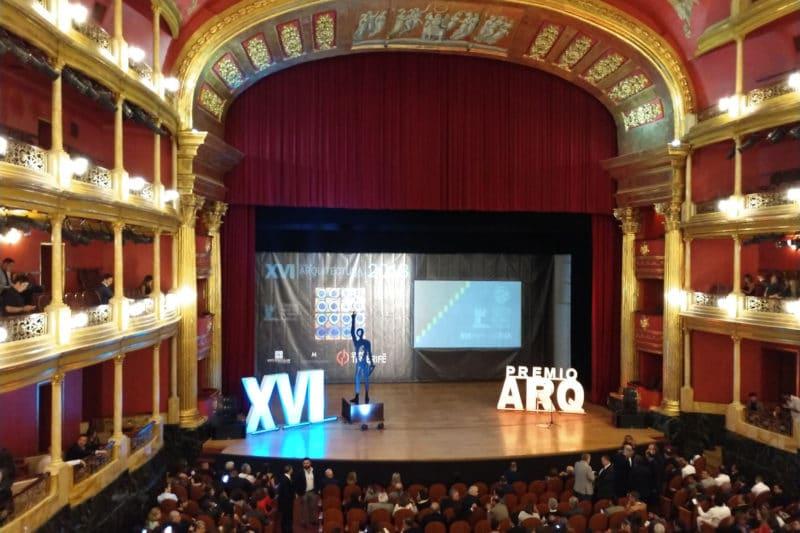 Reconocimiento «XVI PREMIO DE ARQUITECTURA JALISCO 2018»